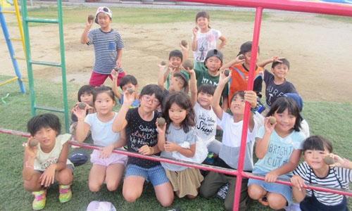 中原学童クラブ「たいよう」外観写真